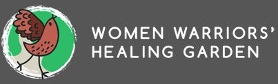 Women Warriors' Healing Garden logo - English